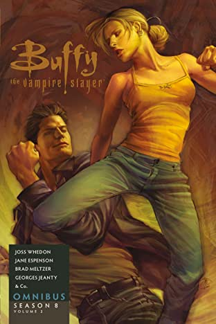 Buffy the Vampire Slayer Season 8 Omnibus Vol. 2
