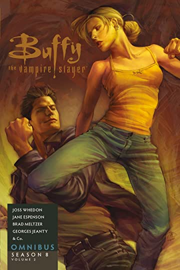 Buffy the Vampire Slayer Omnibus Season 8 Vol. 2