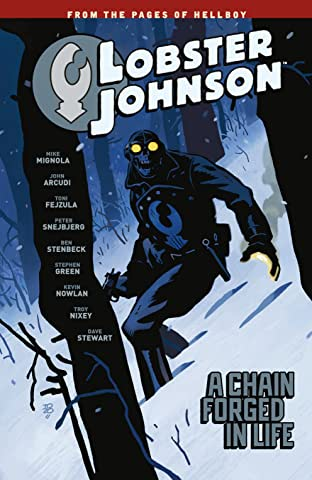 Lobster Johnson COMIC_VOLUME_ABBREVIATION 6: A Chain Forged in Life