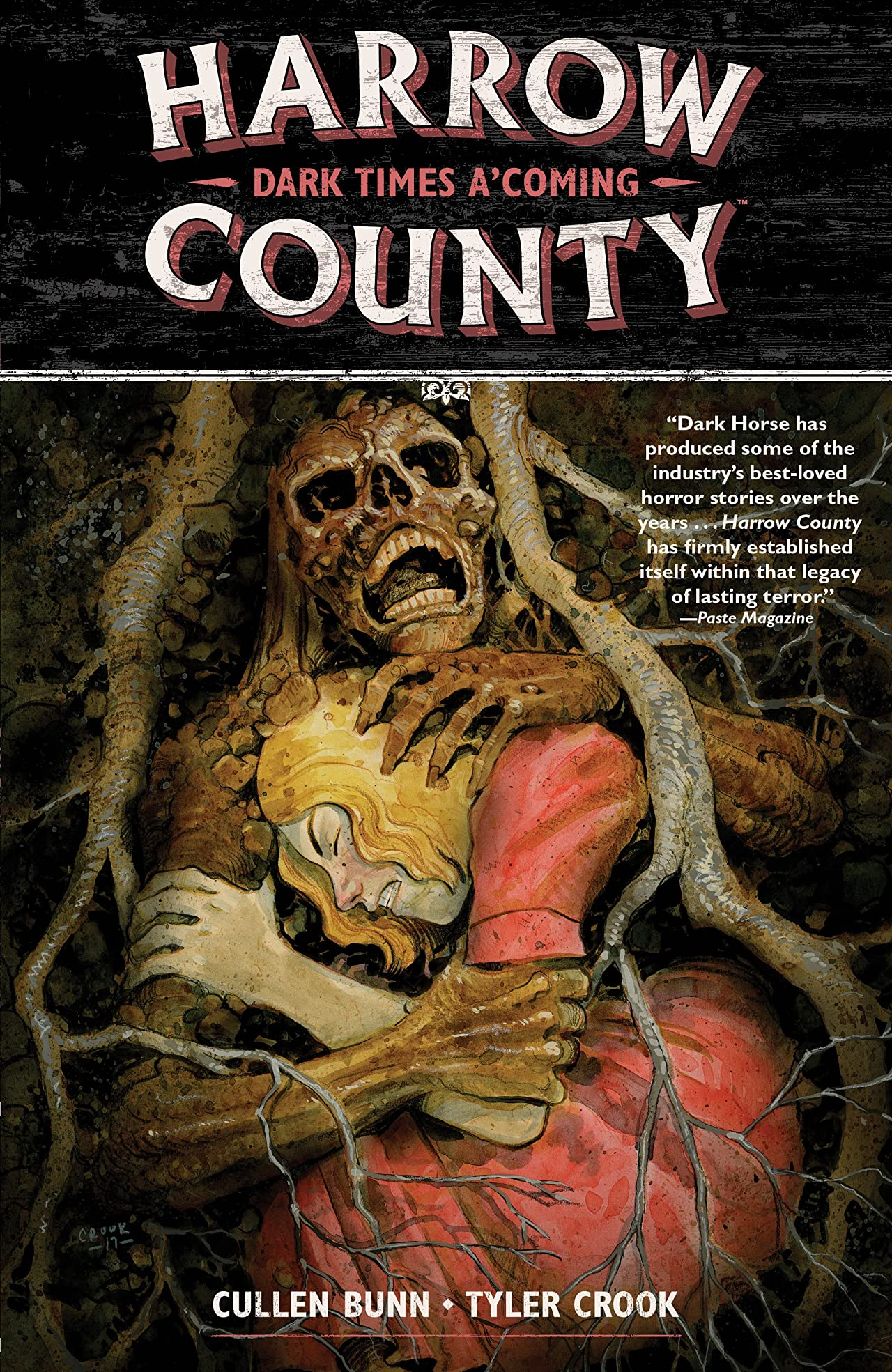 Harrow County Vol. 7: Dark Times A'Coming