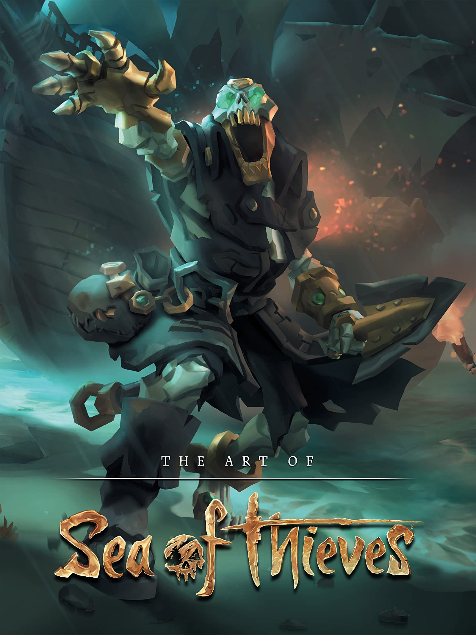 Thieves sea of