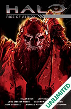 Halo: Rise of Atriox