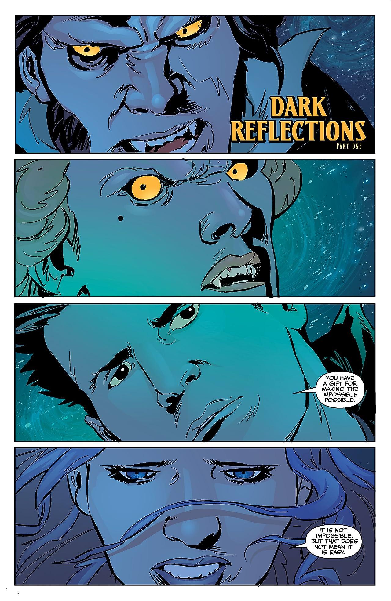 Angel: Season 11 Vol. 3: Dark Reflections