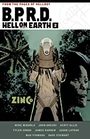 B.P.R.D. Hell on Earth: Book Two