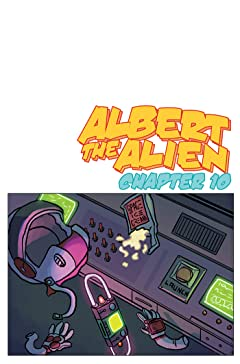 Albert the Alien #10