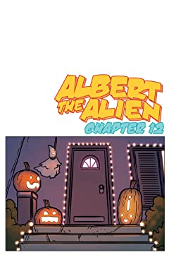 Albert the Alien #12