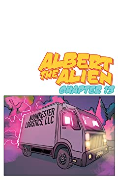 Albert the Alien #13