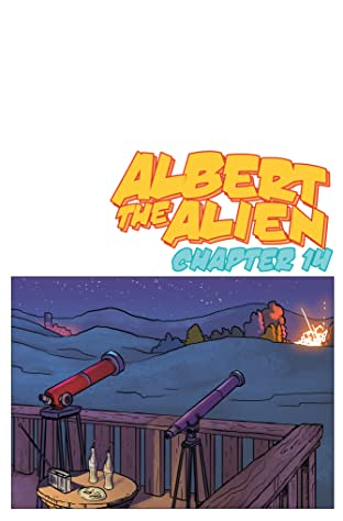 Albert the Alien #14