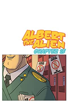 Albert the Alien #15