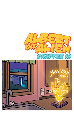 Albert the Alien #16