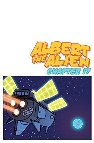 Albert the Alien #17