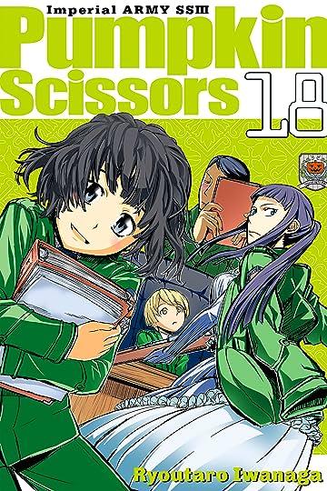 Pumpkin Scissors Vol. 18