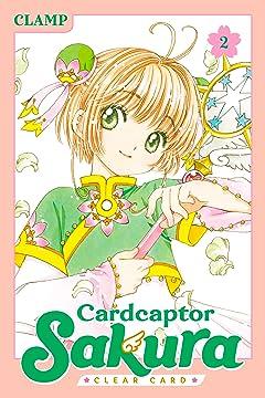 Cardcaptor Sakura: Clear Card Tome 2