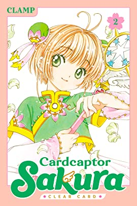 Cardcaptor Sakura: Clear Card Vol. 2