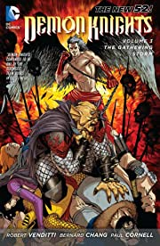 Demon Knights (2011-2013) Vol. 3: The Gathering Storm