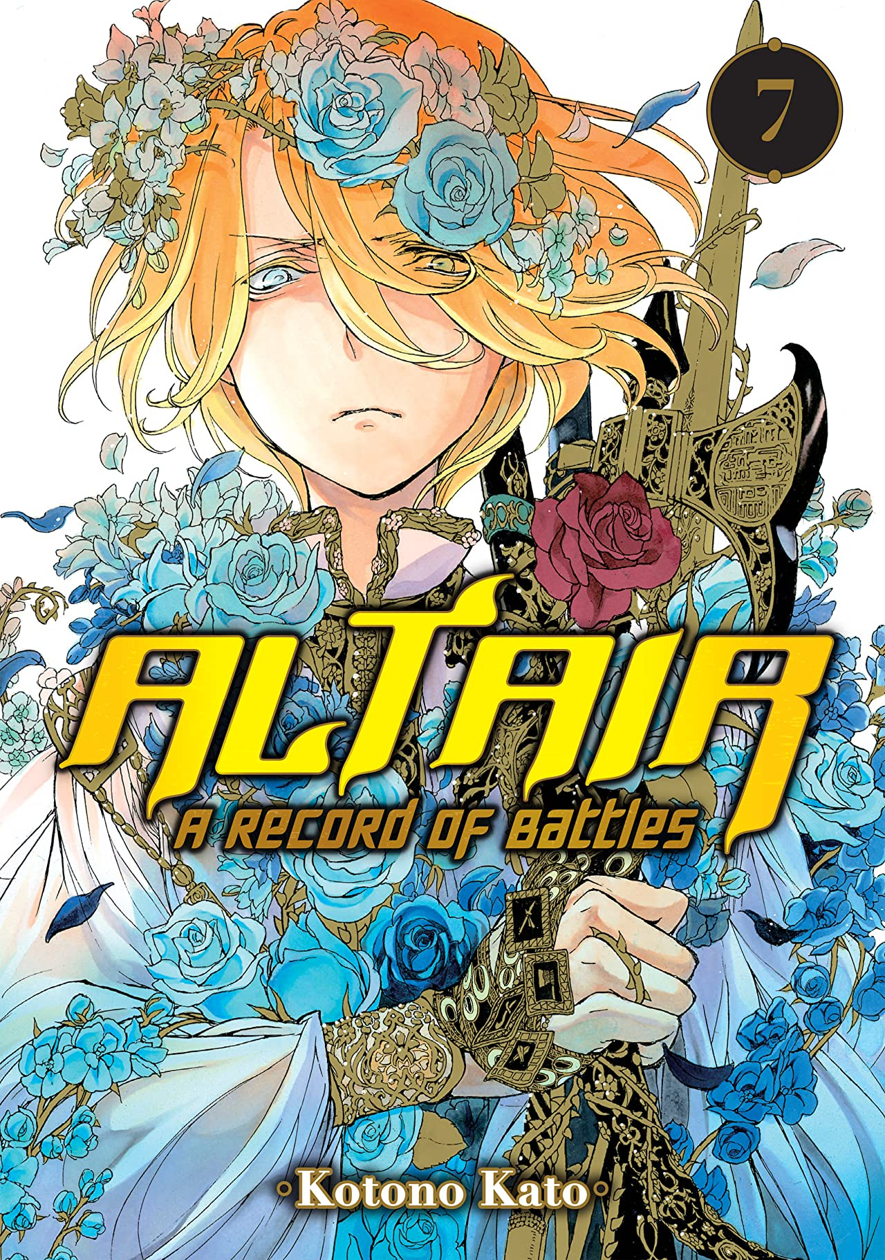 Altair: A Record of Battles Vol. 7