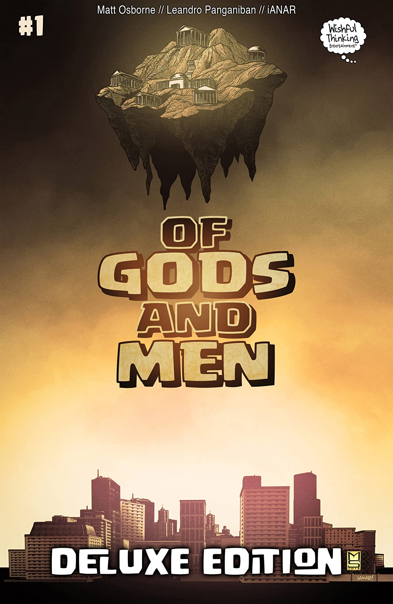 Of Gods and Men #1