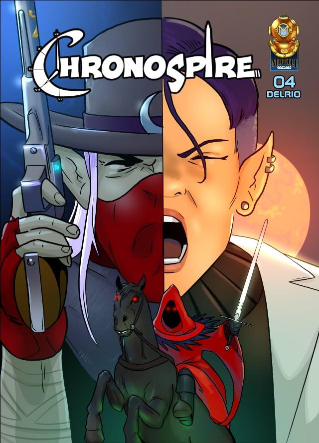 Chronospire #4
