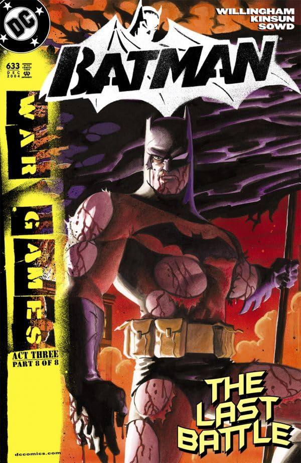 Batman (1940-2011) #633