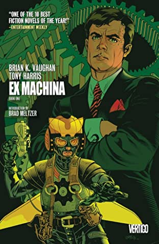 Ex Machina: Book One