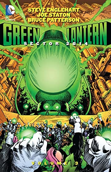 Green Lantern: Sector 2814 Vol. 3