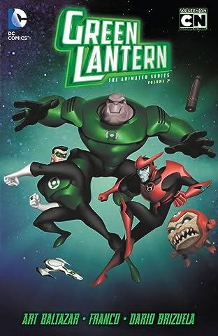 Green Lantern the Animated Series Vol. 2