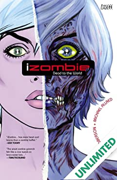 iZombie Vol. 1: Dead To the World