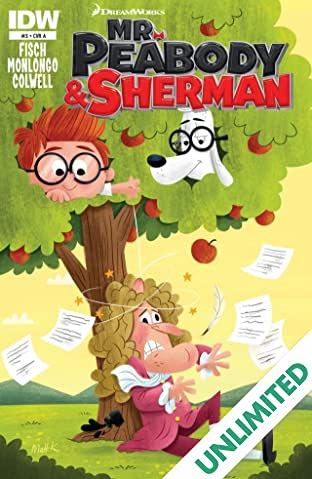 Mr. Peabody & Sherman #3 (of 4)