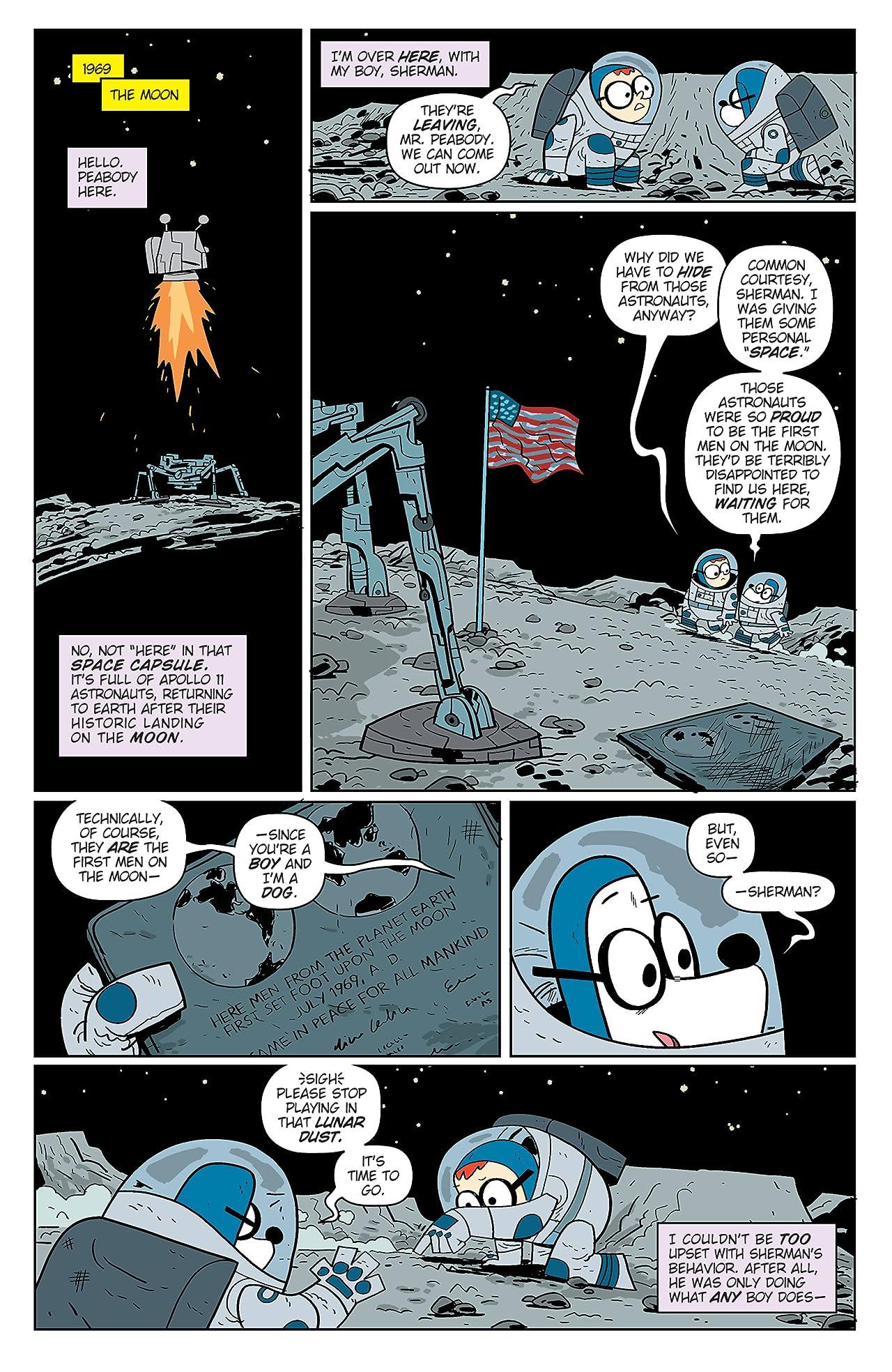 Mr. Peabody & Sherman #3 (of 4)