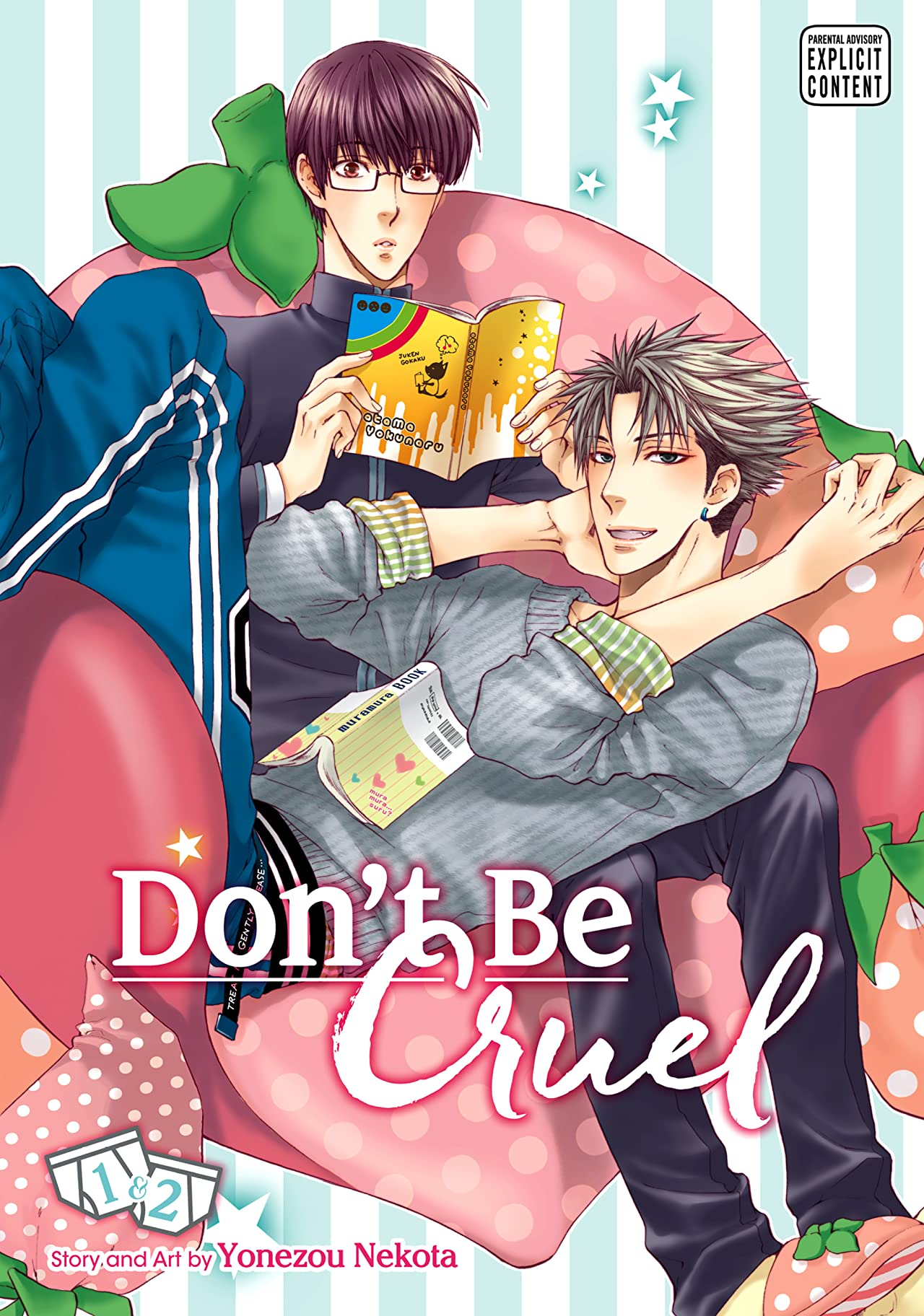 Don't Be Cruel 2-in-1 Edition Vol. 1