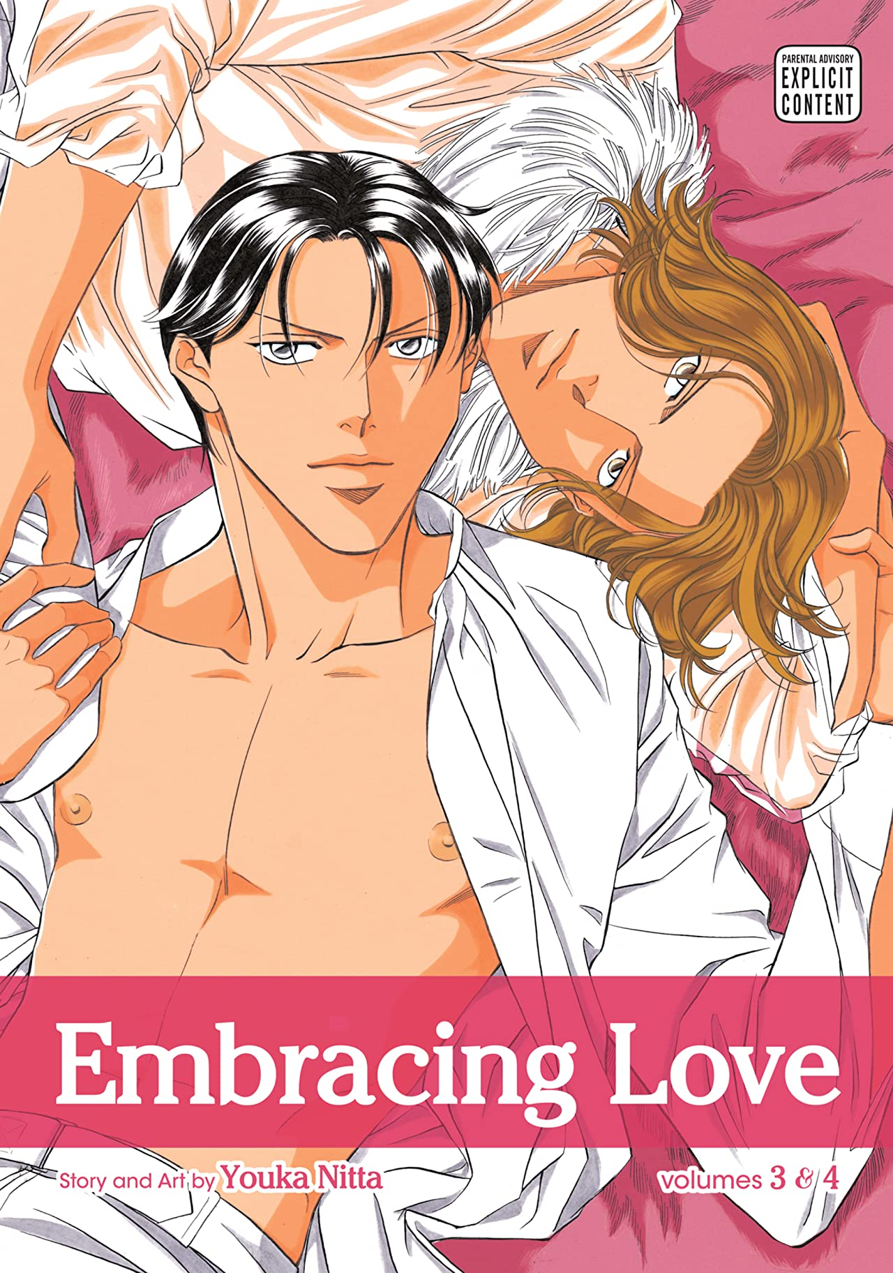 Embracing Love 2-in-1 Edition Vol. 2