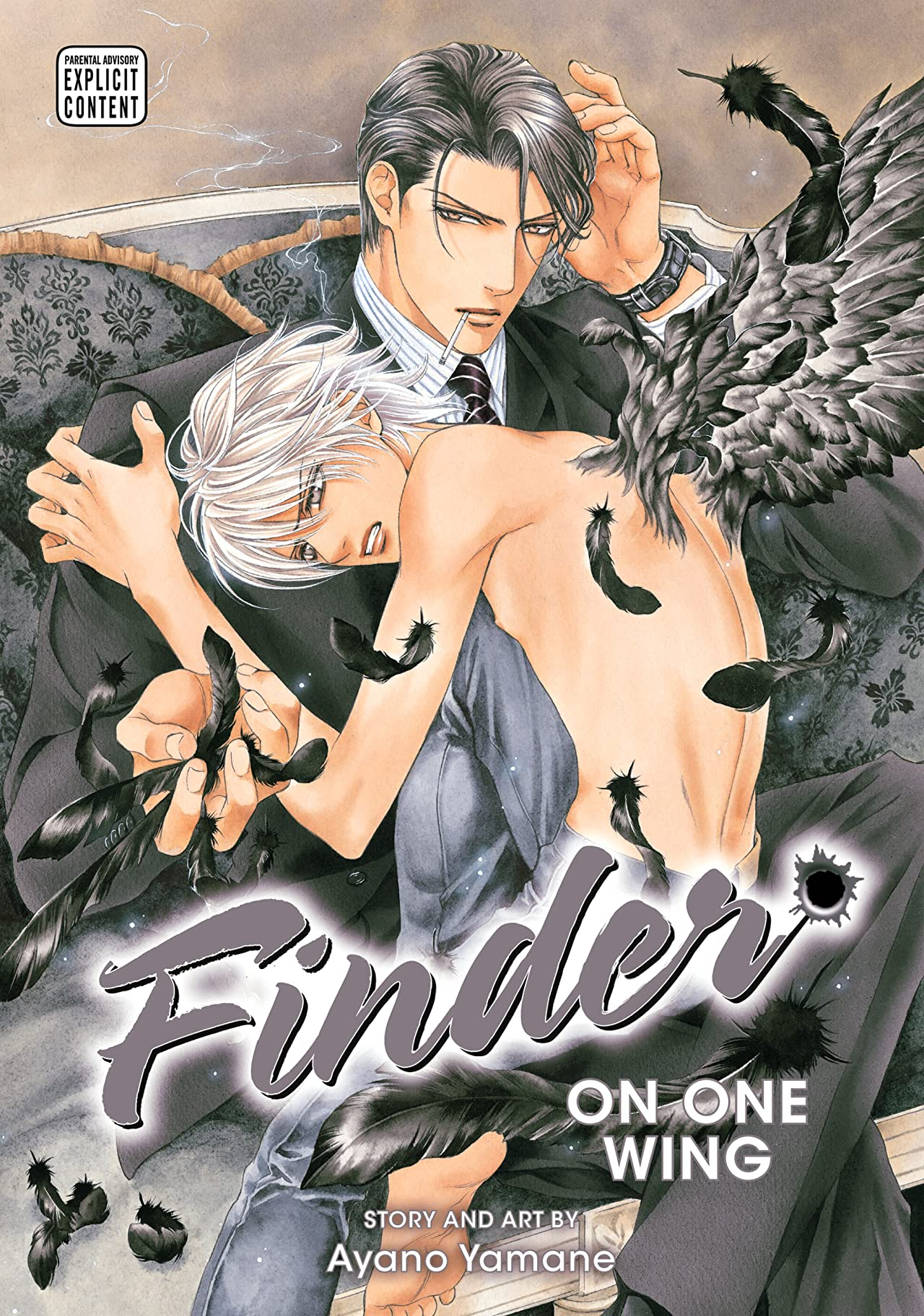 Finder Deluxe Edition: On One Wing Vol. 3