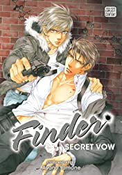 Finder Deluxe Edition: Secret Vow Vol. 8