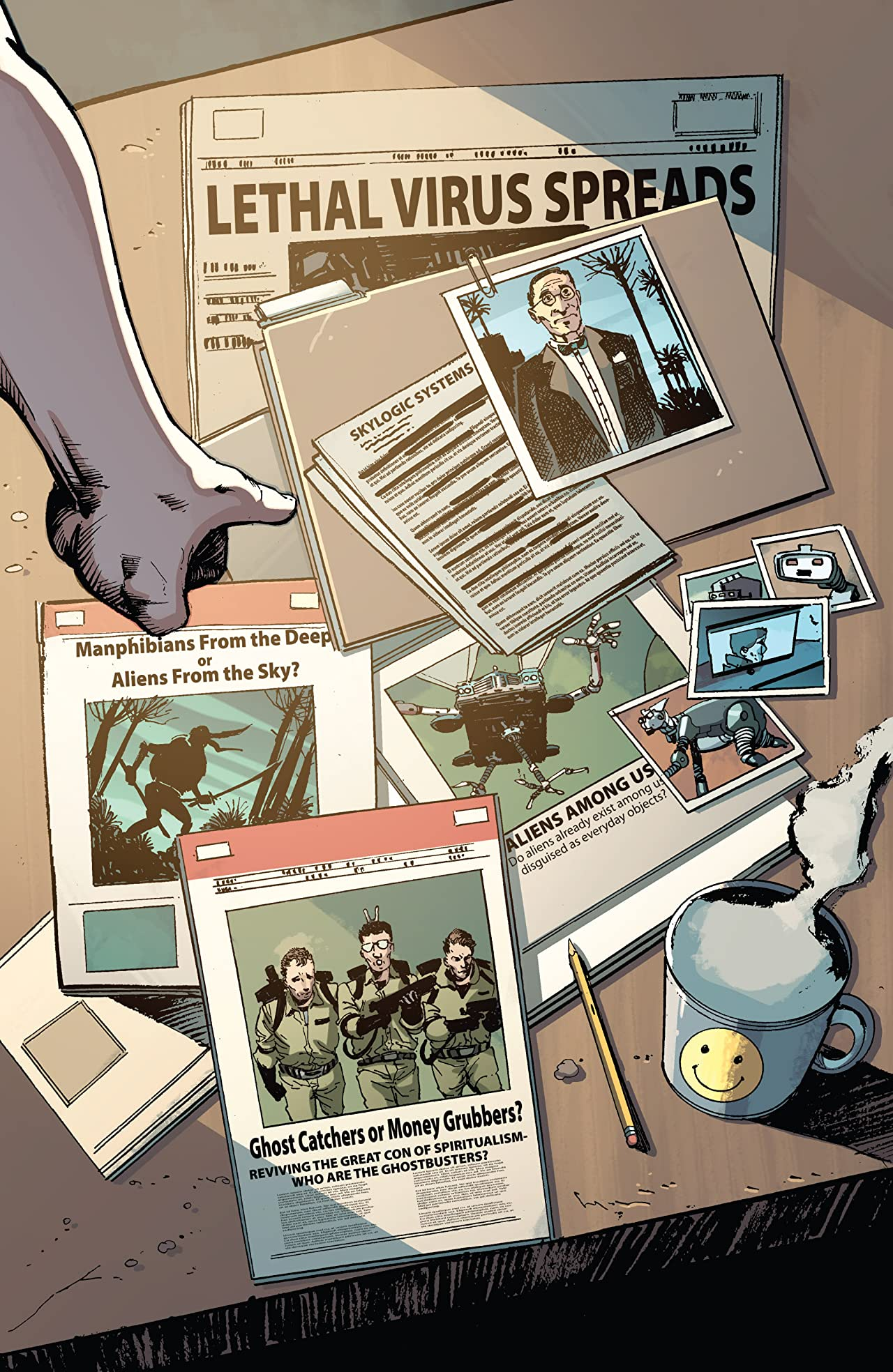 The X-Files: Conspiracy #1 (of 2)