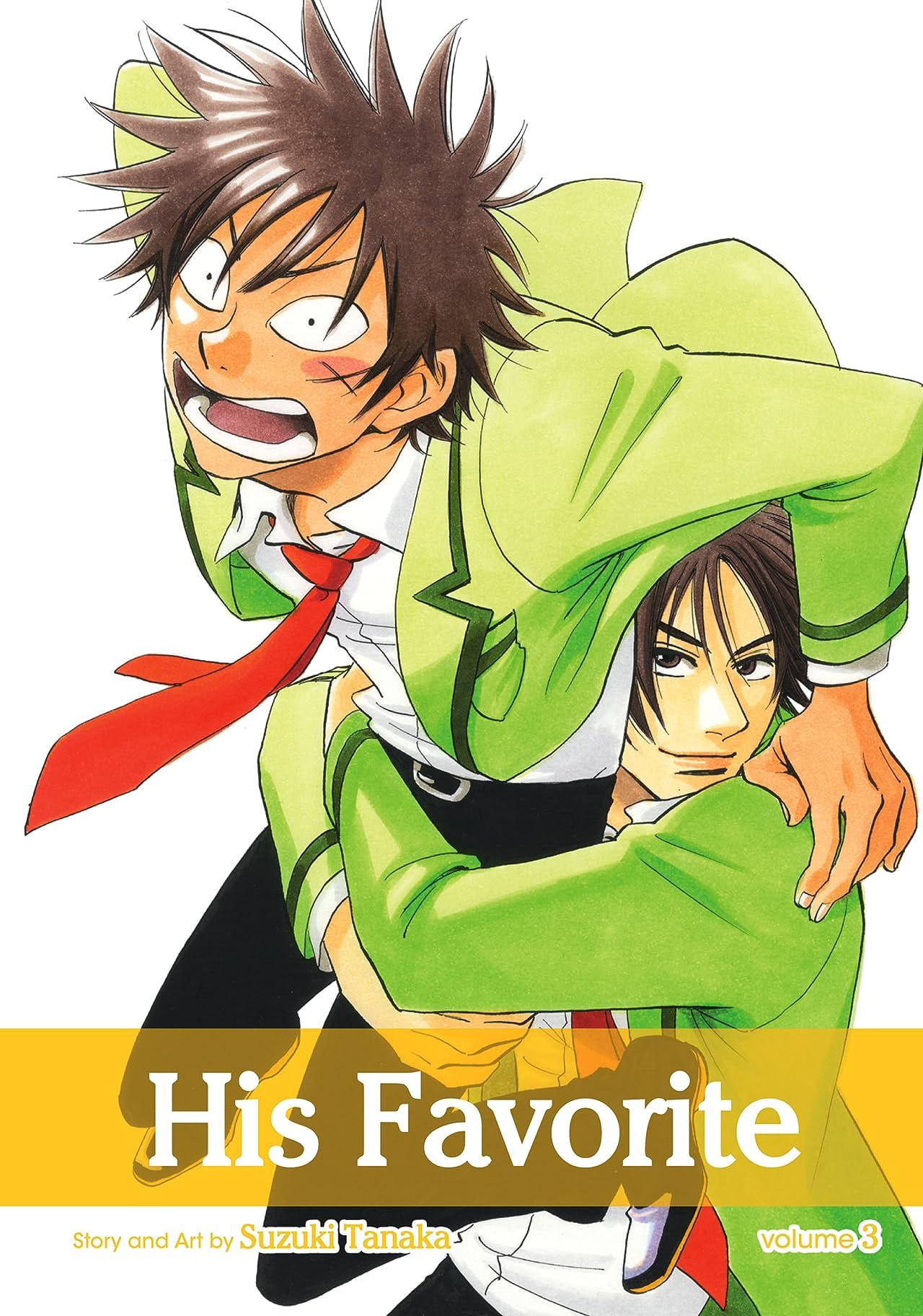 His Favorite Vol. 3