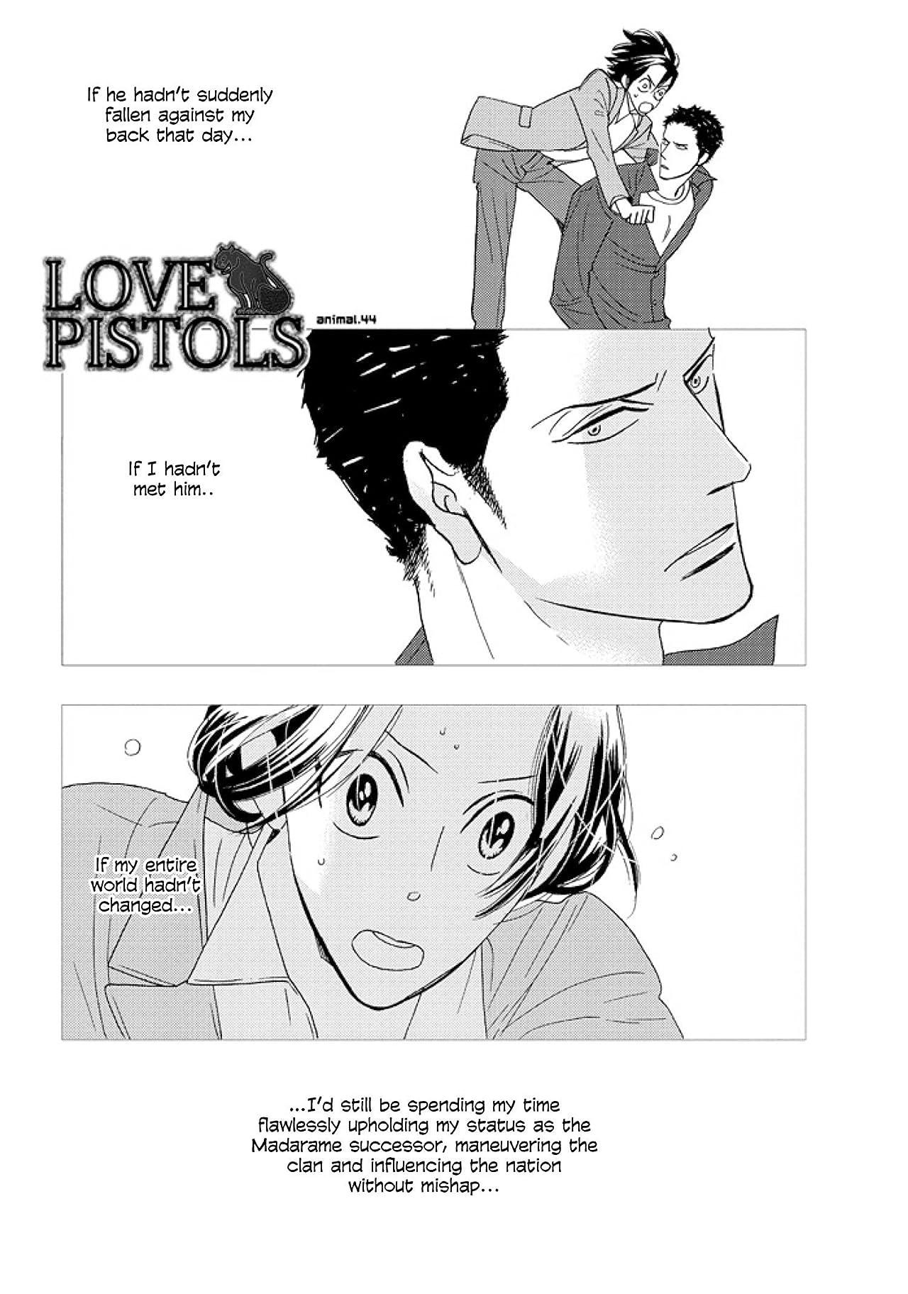 Love Pistols Vol. 8