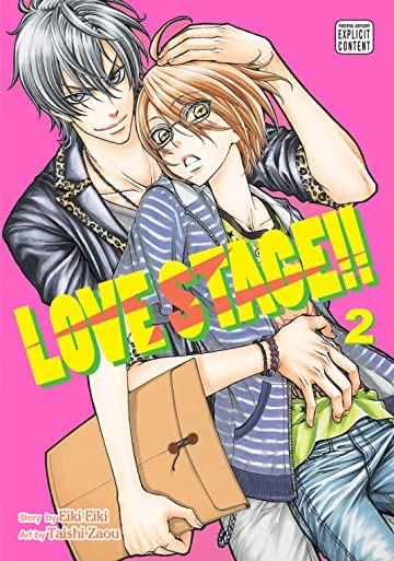Love Stage!! Vol. 2