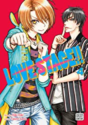 Love Stage!! Vol. 4