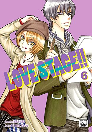Love Stage!! Vol. 6