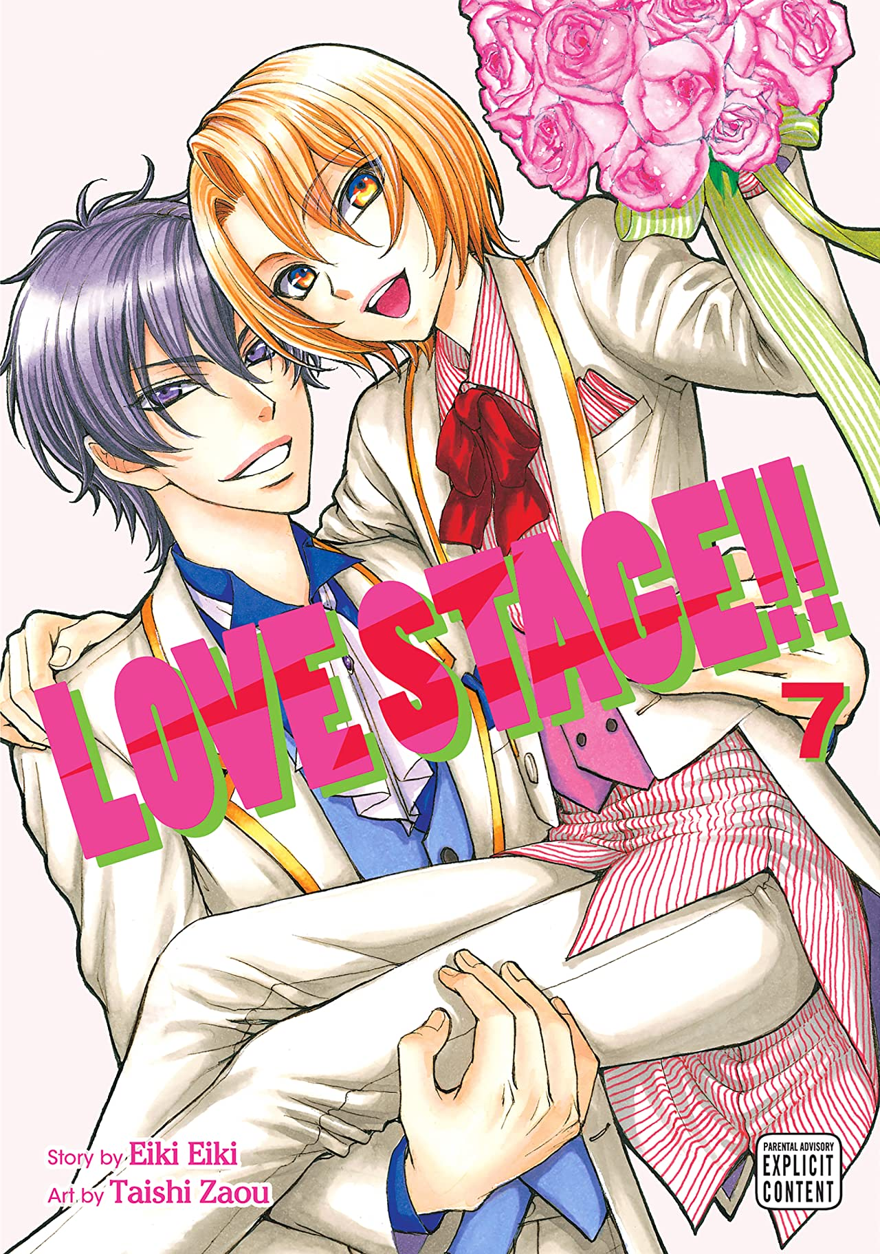 Love Stage!! Vol. 7
