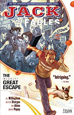 Jack of Fables Tome 1: The (Nearly) Great Escape