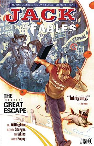 Jack of Fables Vol. 1: The (Nearly) Great Escape