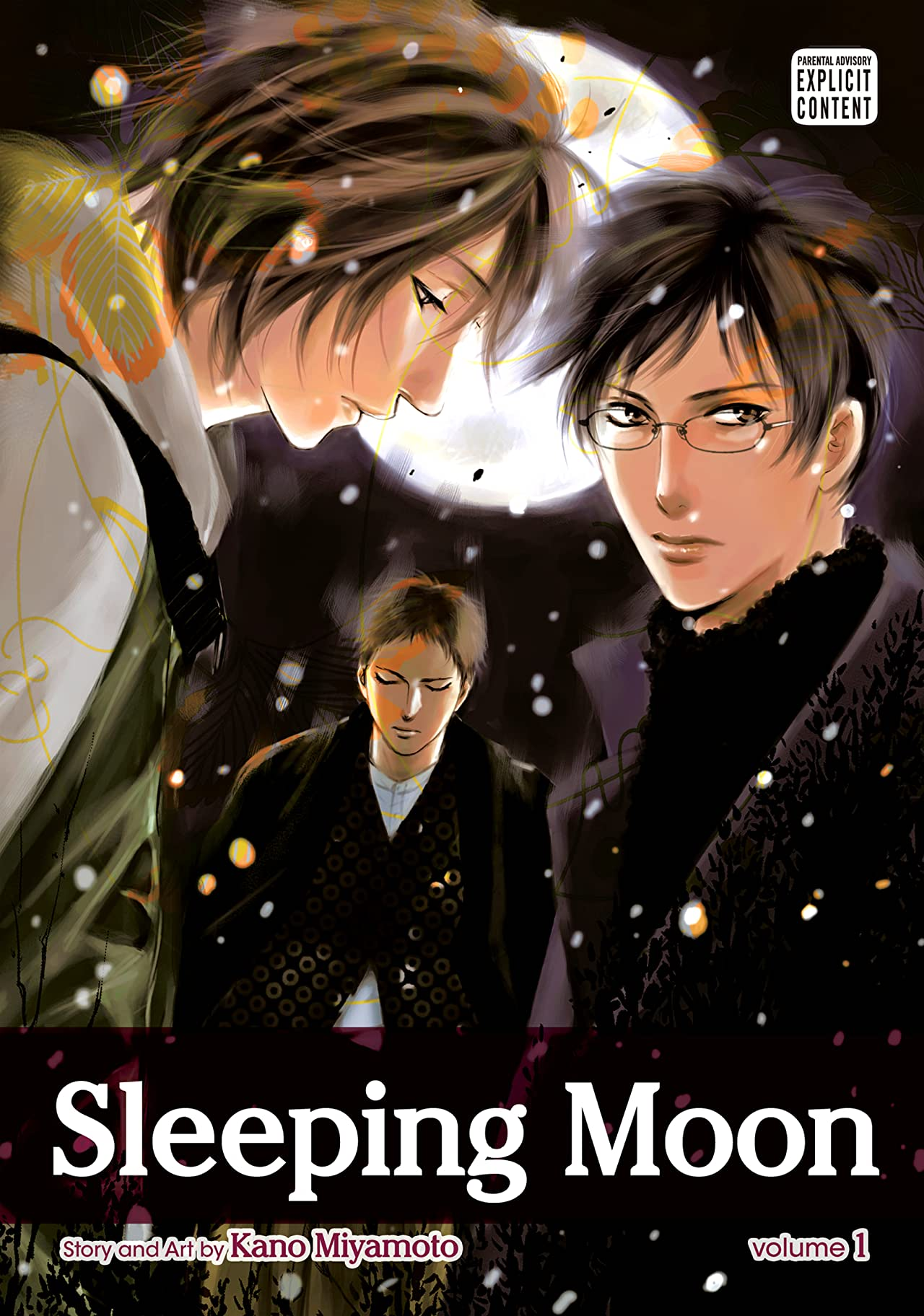 Sleeping Moon Vol. 1