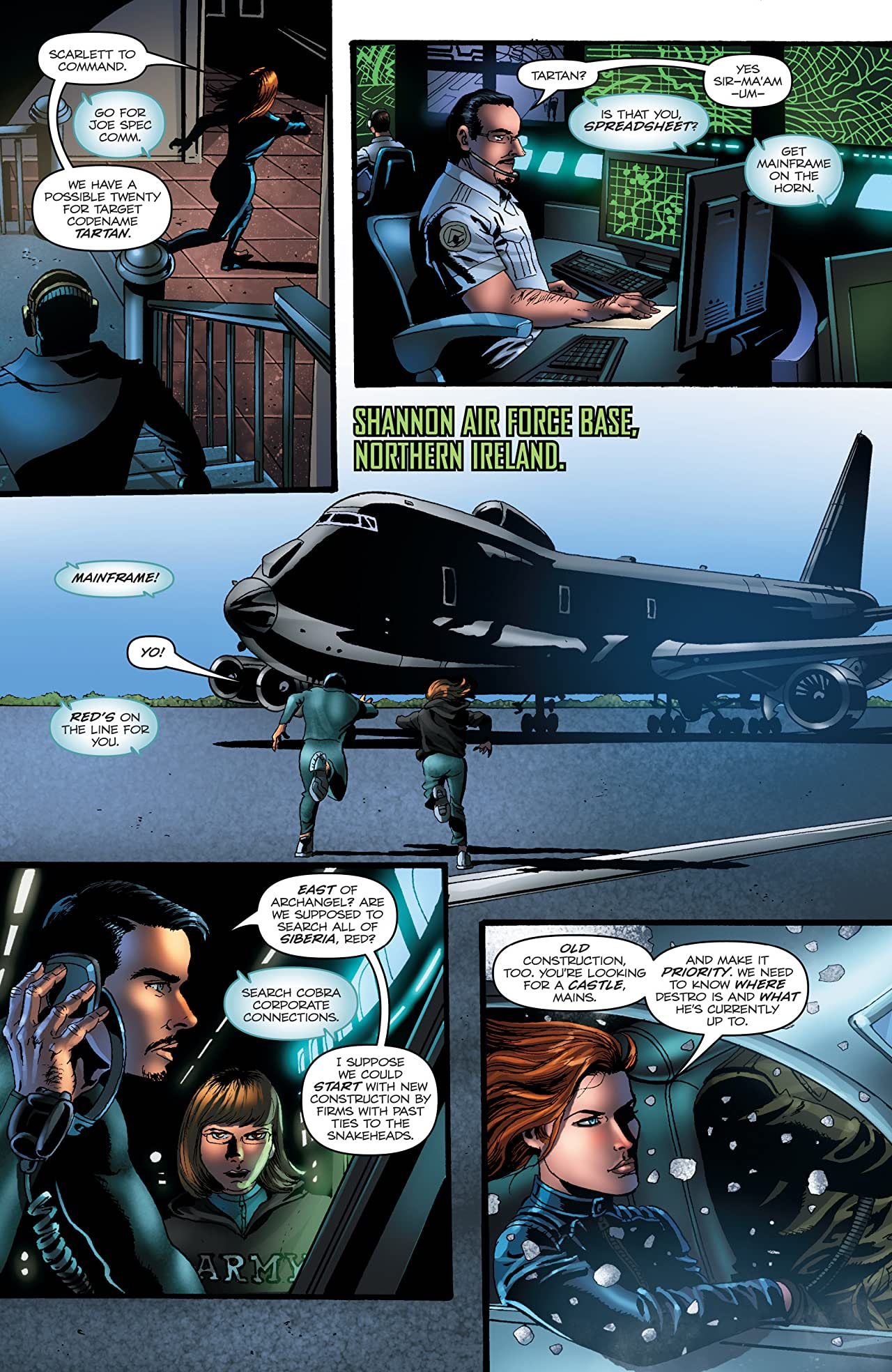 G.I. Joe: Special Missions #11