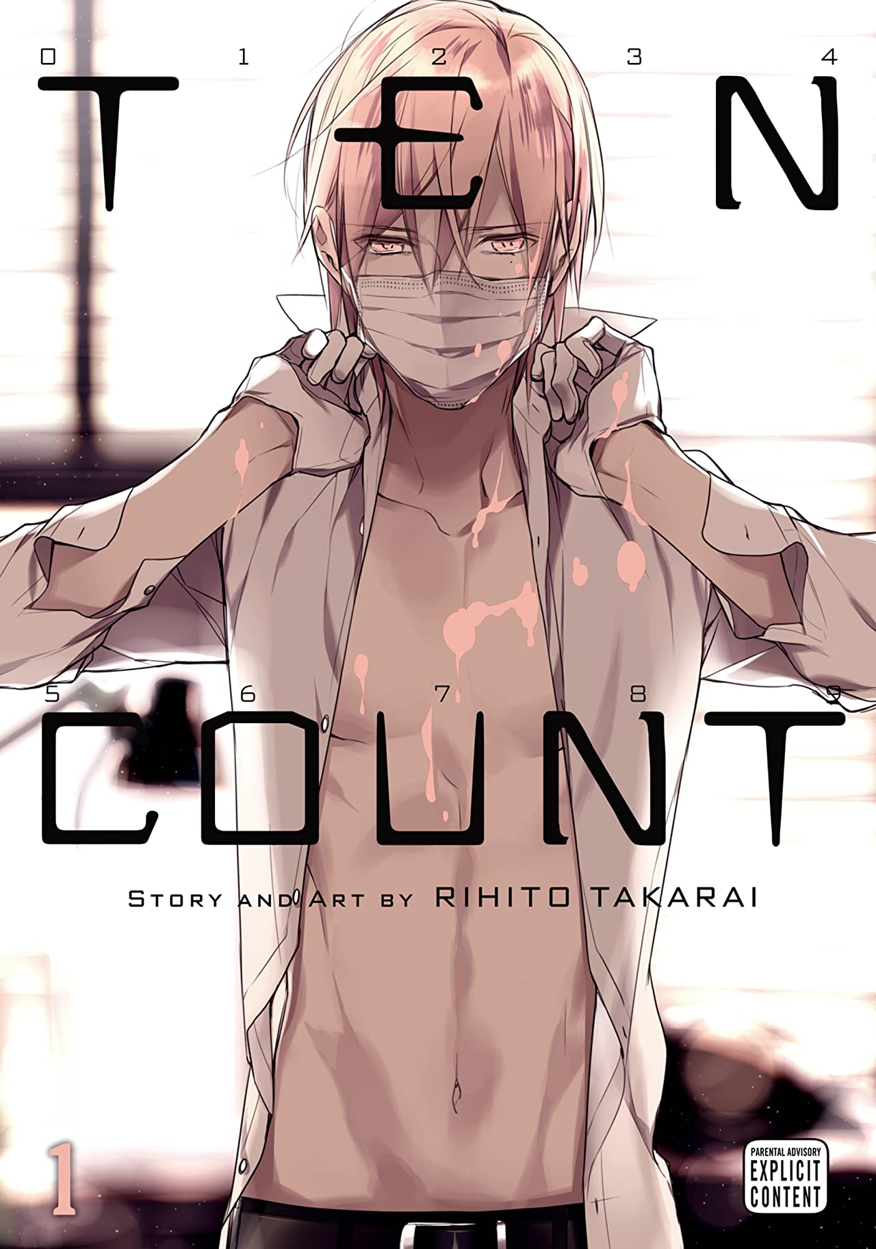 Ten Count Vol. 1