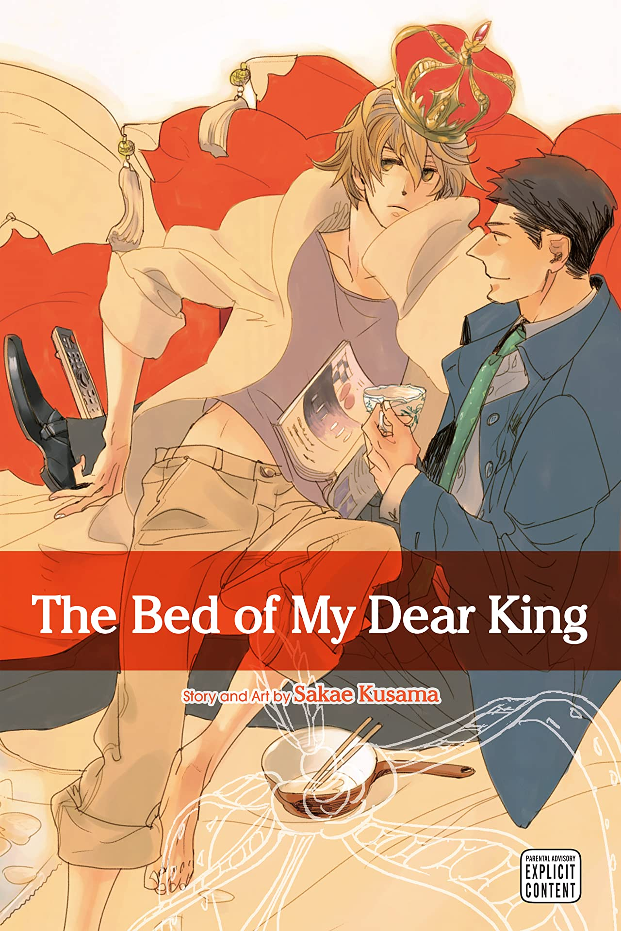 The Bed of My Dear King Vol. 1