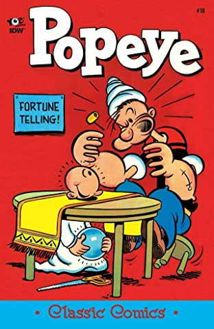 Popeye Classics No.18