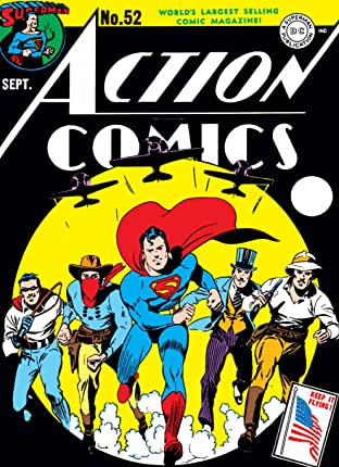 Action Comics (1938-2011) No.52