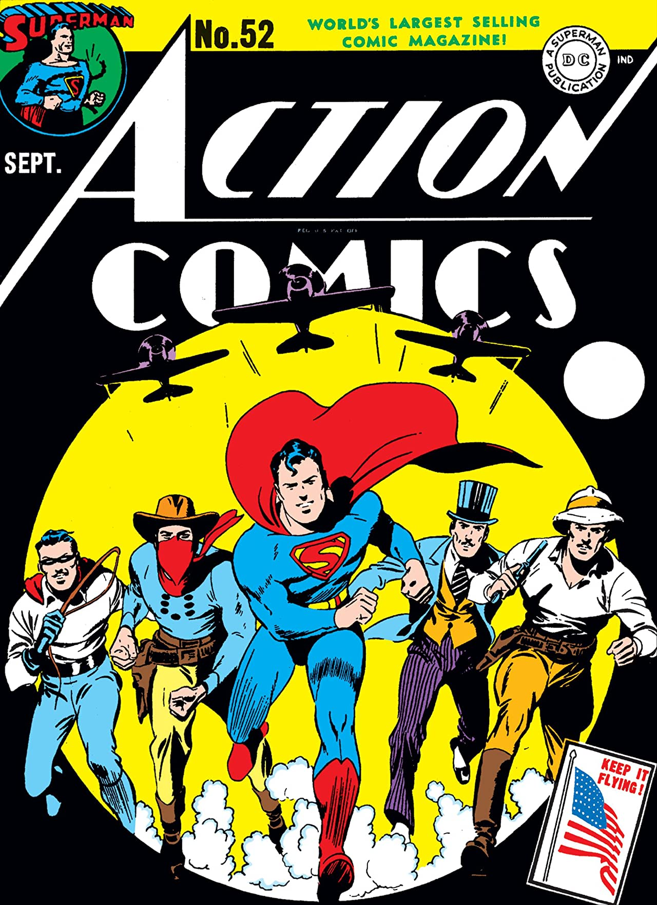 Action Comics (1938-2011) #52