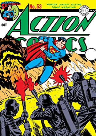 Action Comics (1938-2011) No.53
